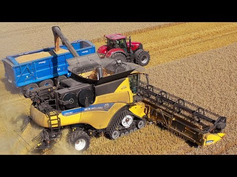 Our Best Harvest Video - New Holland CR10.90 & CR9.80