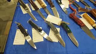 Выставка ''Стальная Грань'', ножевые мастера и не только :) 2 часть .