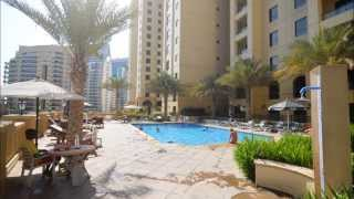 Apartment 1603 -- Luxury 2 bedrooms at JBR/Amwaj 4 Dubai Marina with Partial Sea View