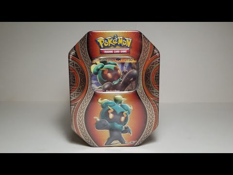 4K Opening a Pokemon TCG Marshadow GX Mysteriuos Powers Tin! Tickets To Toy Time