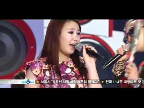 120422 Kpop Star Park Ji Min with GD & TOP - Oh Yeah.FLV mp3
