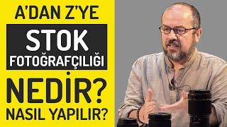 A'dan Z'ye STOK FOTOĞRAFÇILIĞI  / PhotoPlay Fotoğrafçılık Kursu