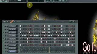 FL Studio Tutorial - How to Loop Step Sequencer with Piano Roll Notes  by VscorpianC