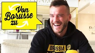 """Your 09 Questions for Andrey Yarmolenko 
