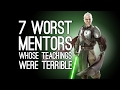 7 Worst Mentors Whose Teachings Were Terrible