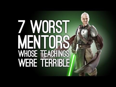 7 Worst Mentors Whose Teachings Were Terrible