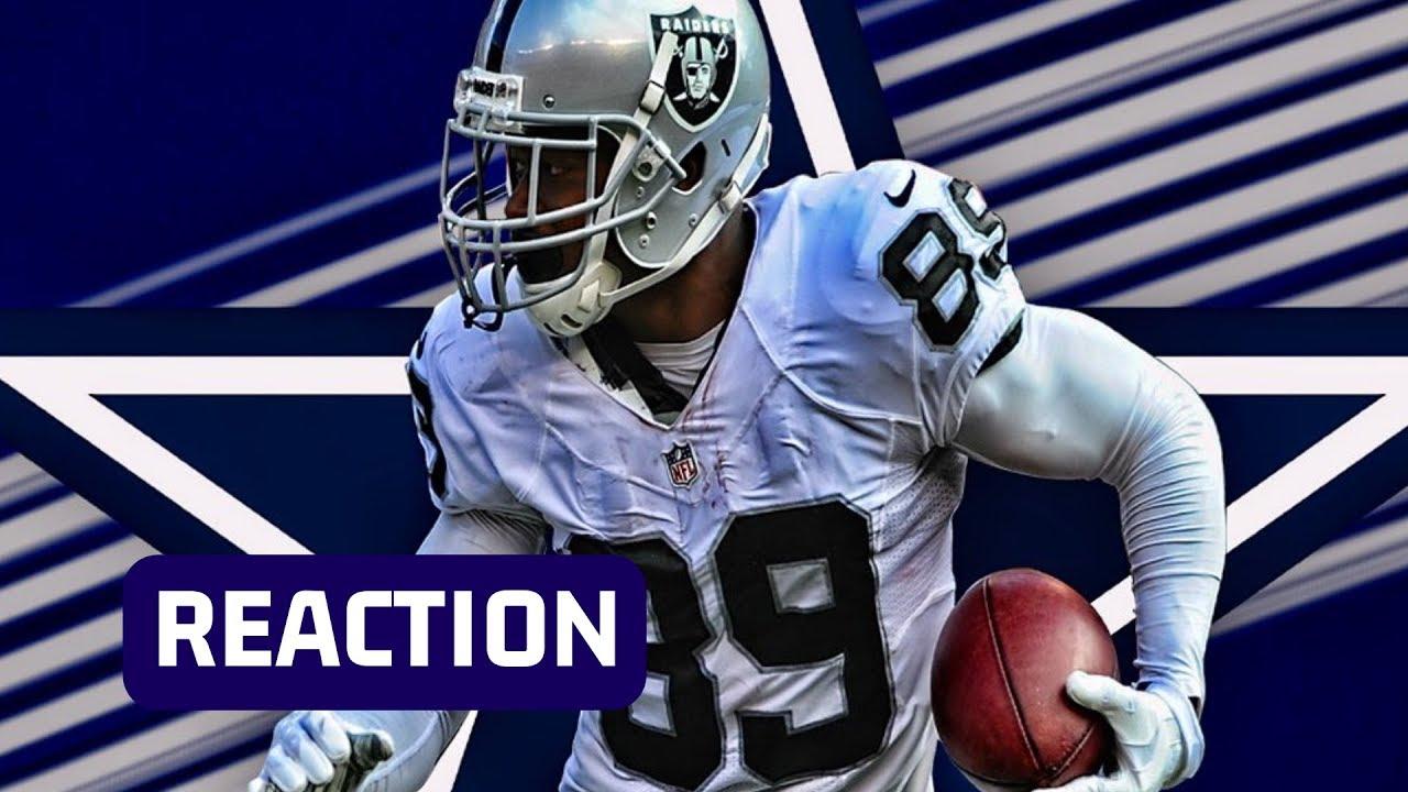 ccc49e427 Oakland Raiders Trade Amari Cooper to The Dallas Cowboys Reaction ...