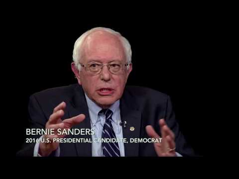 Bernie Sanders interview (10/2015)