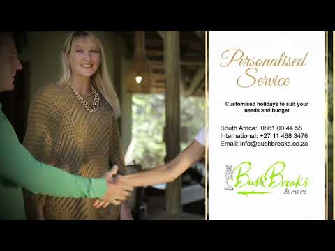 BushBreaks & More South Africa   Luxury For Less