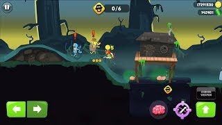 Zombie Catchers Android Gameplay #2