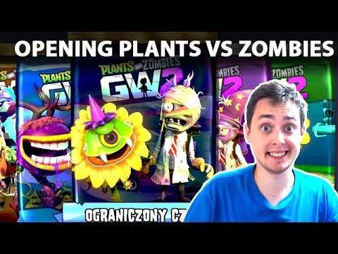 OPENING PACZEK NIESKOŃCZONOŚCI INFINITY - PLANTS VS ZOMBIES GARDEN WARFARE 2
