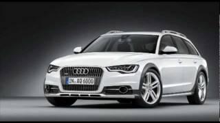 All new Audi A6 Allroad Quattro 2012 Exterior