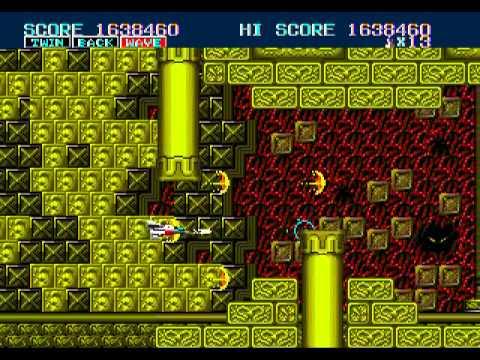 Thunder Force II (Megadrive) - ¡Completo! 1cc [RESUBIDO]