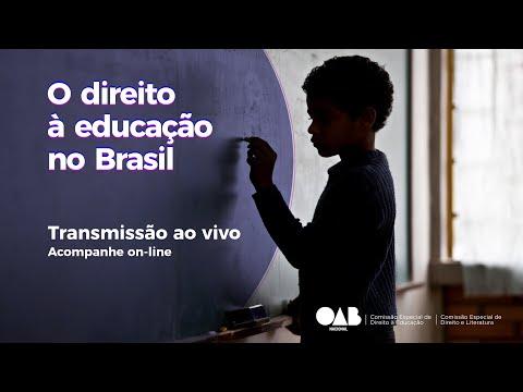 Webinar Nacional sobre Direito à Educação