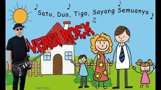 Lagu anak Rock, Satu Satu Aku sayang ibu (Versi Etnik) by Dede Aldrian