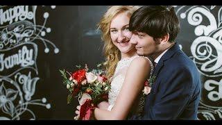 Свадебная хроника. Андрей и Алена