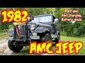 PT1 1982 Jeep Wrangler CJ7 rebuild, Charging, power drain fix rust bucket