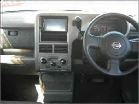 2004 nissan cube z11 youtube for Cube interiors