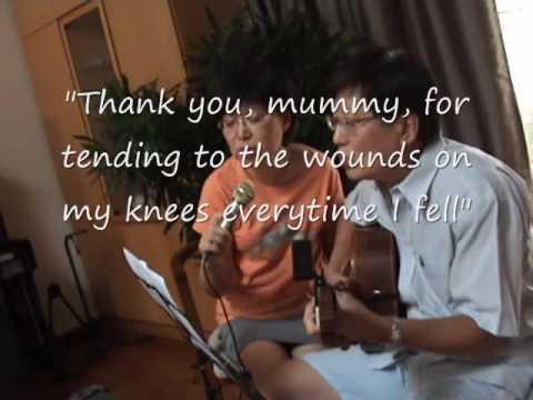 Mum's the Best! lyrics. A Mother's Day Song - original