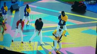 Diamond Platinum Aki Perform Afcon 2017