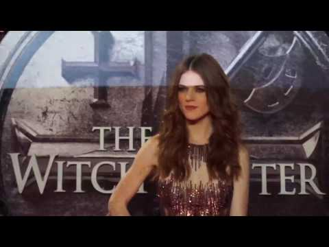 Stars Arrive At The London Premiere Of The Last Witch Hunter