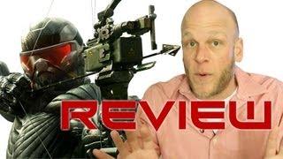 Crysis 3 REVIEW! Adam Sessler Reviews