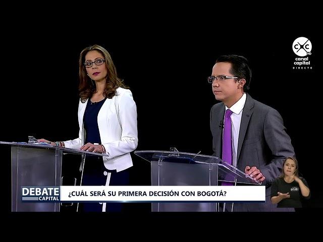 Esta sería la primera decisión de los candidatos presidenciales para Bogotá