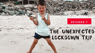The Unexpected Lockdown Trip - FROM SA TO VIC! Ep.7