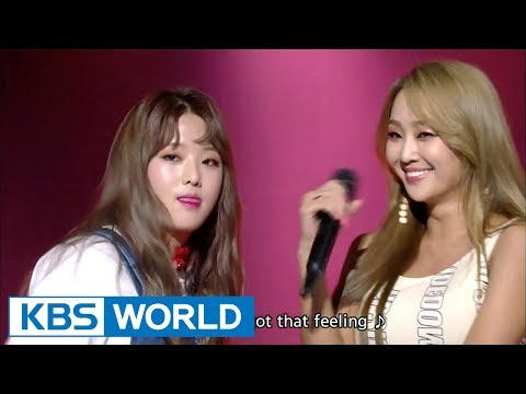 Hyolyn & Kisum (효린 & 키썸) - Fruity [Yu Huiyeol's Sketchbook / 2017.08.02]