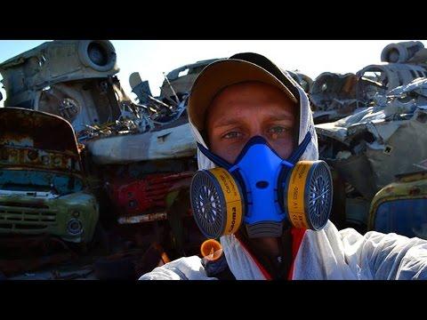 Radioaktywna ZONA w Czarnobylu - Urbex History