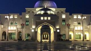 Arnaboldi Interiors Doors at Presidential Palace Abu Dhabi