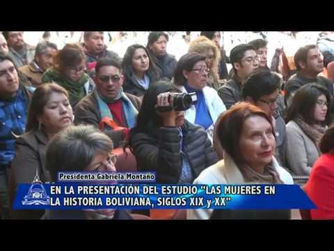 BTV - DMP17 - GABRIELA MONTAÑO - EN VIVO