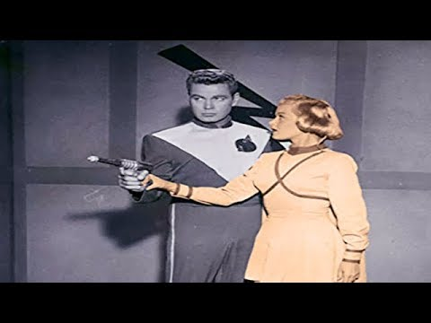 BEYOND THE MOON | Beyond the Curtain of Space | Richard Crane | Full Length Sci-Fi Movie | English