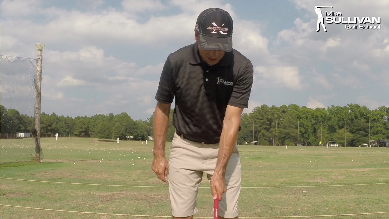 Correct Golf Grip to Fix Your Slice