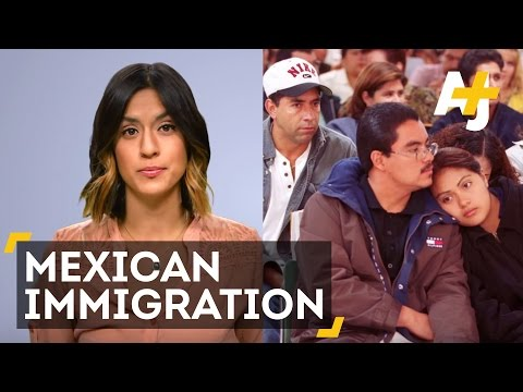 Mexican Immigration Is Going South: More Mexicans Leaving The U.S. Than Entering