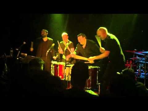 Ibrahim Maalouf - Essentials | Drums (NYC 01/17/2016)