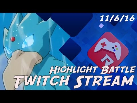 DUCK MOTH on the BIG SCREEN | Featured Pokemon ORAS Wifi Battle | Twitch Stream Highlight