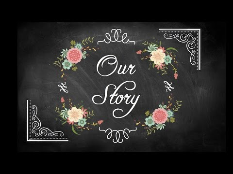 Our Story ~ Natalie & Darren