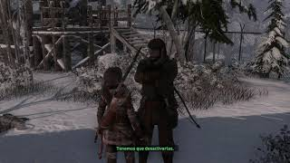 Rise of The Tomb Raider    Ep6 Tramsiones