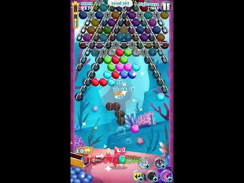 bubble mania 3 stars level 9