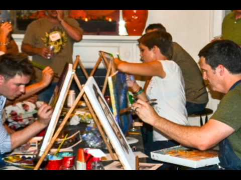 The Drunken Artist, Tulsa Oklahoma