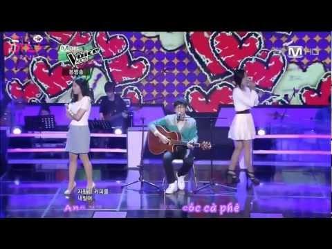 [Vietsub][Voice Kids - Battle Round] Yuri, Jongmin & Yeonju - Good person (Toy)
