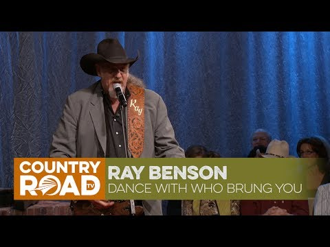 """Ray Benson sings """"Dance With Who Brung You"""""""