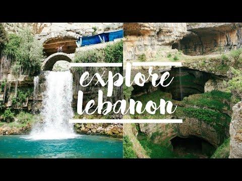 EXPLORING LEBANON: Baataara Gorge & Afqa