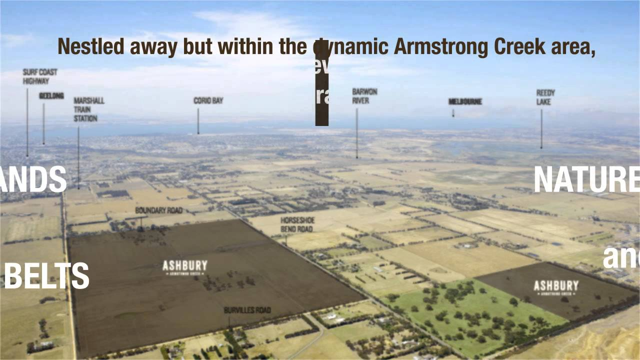 armstrong creek The armstrong creek growth area is a southern extension to the urban growth boundary of the metropolitan area of geelong, victoria, australia.