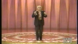 1976 Gong Show--Jaye P, Artie, and Jamie Go Nuts Part 1