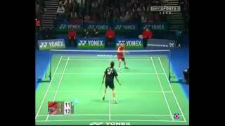 all england open 2006 lin dan vs lee chong wei part 7