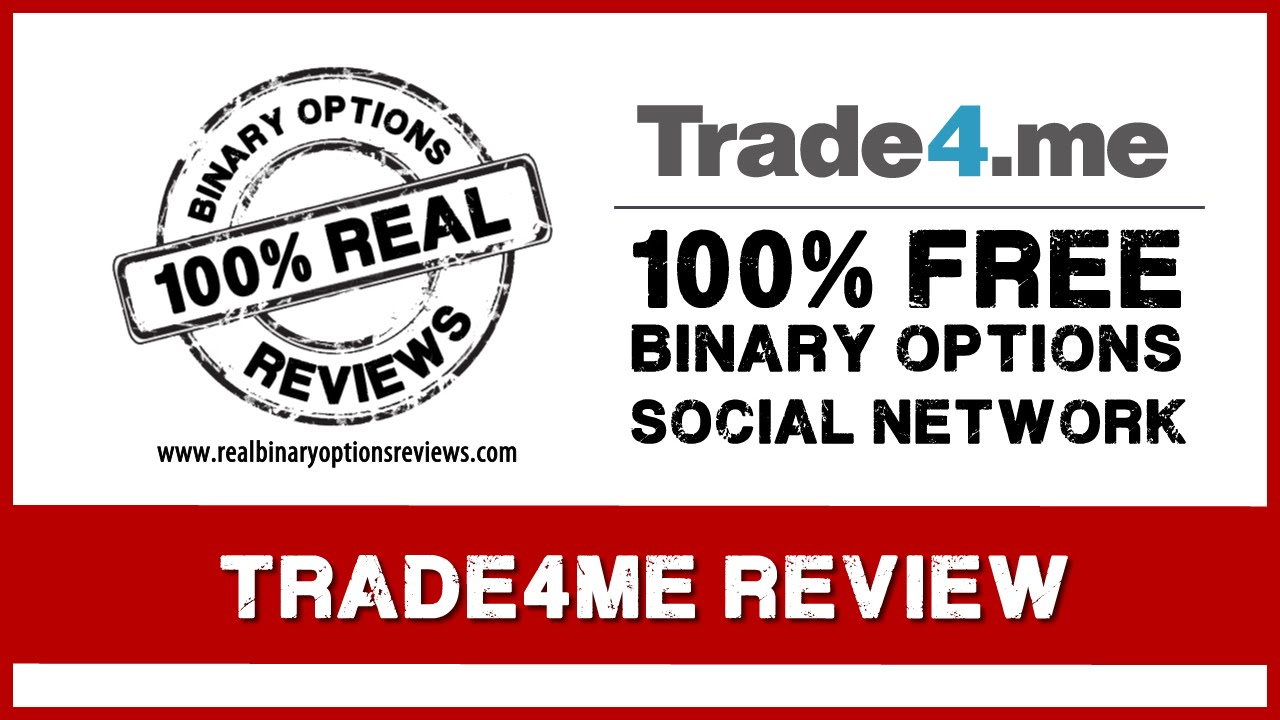 Binary option social network