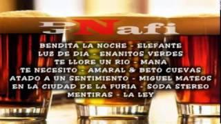 Rock en Español Mix 6 -Elefante Enanitos Mana La Ley Soda Stereo Mateos Amaral ??