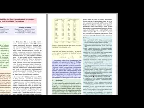 How to Quickly Scan & Evaluate a Scholarly Article